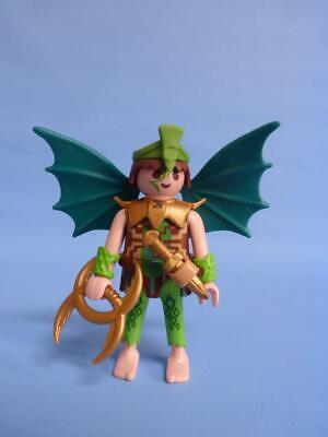 Playmobil Winged Elf / Dragon Fairy - Series 13 Male figure NEW RELEASE 9332