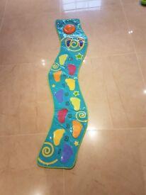 Funky Footprints Kids Baby Toy Walk