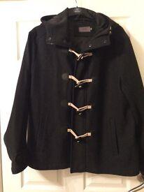 Men's duffle coat. Jeff Banks