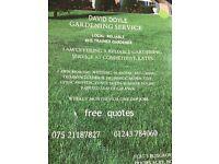 David doyle gardening service