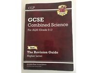 CGP GCSE Combined Science for AQA (Grade 9-1)- Revision Guide