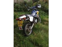 1998 Yamaha DT 125 Enduro - Just had an engine rebuild and driving really well. £1395 ONO Holywood