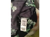 M & S blouse
