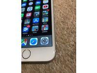 Apple iPhone 6 (64gb) unlocked silver