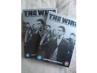 THE WIRE, SEASON 1 DVD BOX SET
