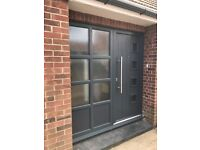 Composite Doors, lots of styles and designs with a 15 year Guarantee