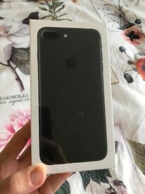 iPhone 7 Plus for sale - Boxed (brand new)