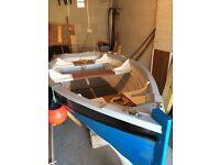 Rowing Boat.