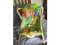 Fisher price baby & toddler chair