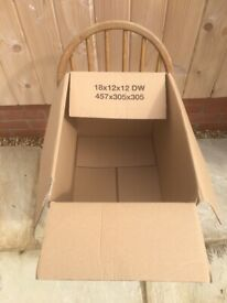 Free packing boxes