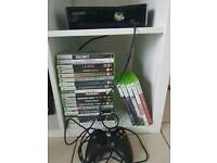 Xbox 360 with 25 games 250 gig