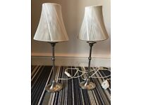 Laura Ashley Table Lamps x 2