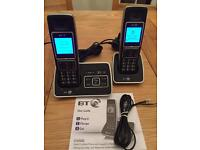 Cordless phone with answer phone- BT6500