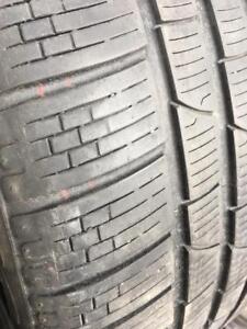 255/35/19 Pirelli sottozero(240)       7/32 (2)