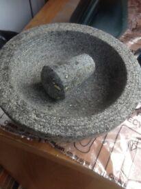 New mortar