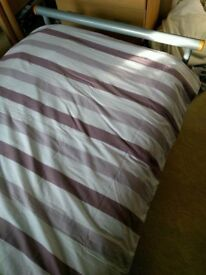 Single bed and mattress for sale. Both in great condition