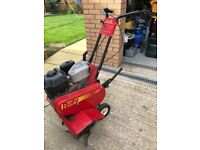 Petrol Rotavator/Tiller. Full working order. Forward and reverse gear. Starts first time.