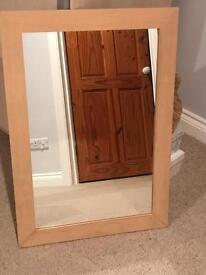 Mirror 81cm x 56cm
