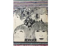 Beatles, revolver record excellent condition