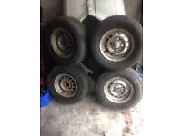Mini alloy wheels (Classic)