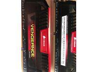 Corsair Vengeance PRO 16GB DDR3 RAM - 2400htz
