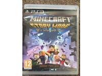 Ps3 minecraft story mode