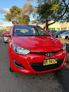 2012 Hyundai i20 ELITE Manual Hatchback Smithfield Parramatta Area Preview