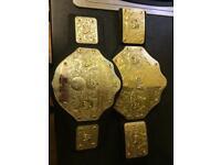 WWE wrestling kids belts / wrestler toys
