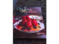 Slimming world desserts book