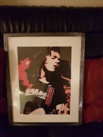 Rory Gallagher Portrait