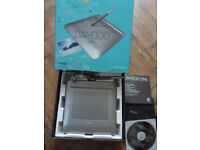 Wacom Bamboo One Graphics Tablet CTF-430 As New, Ideal gift - Pokesdown BH5 2AB