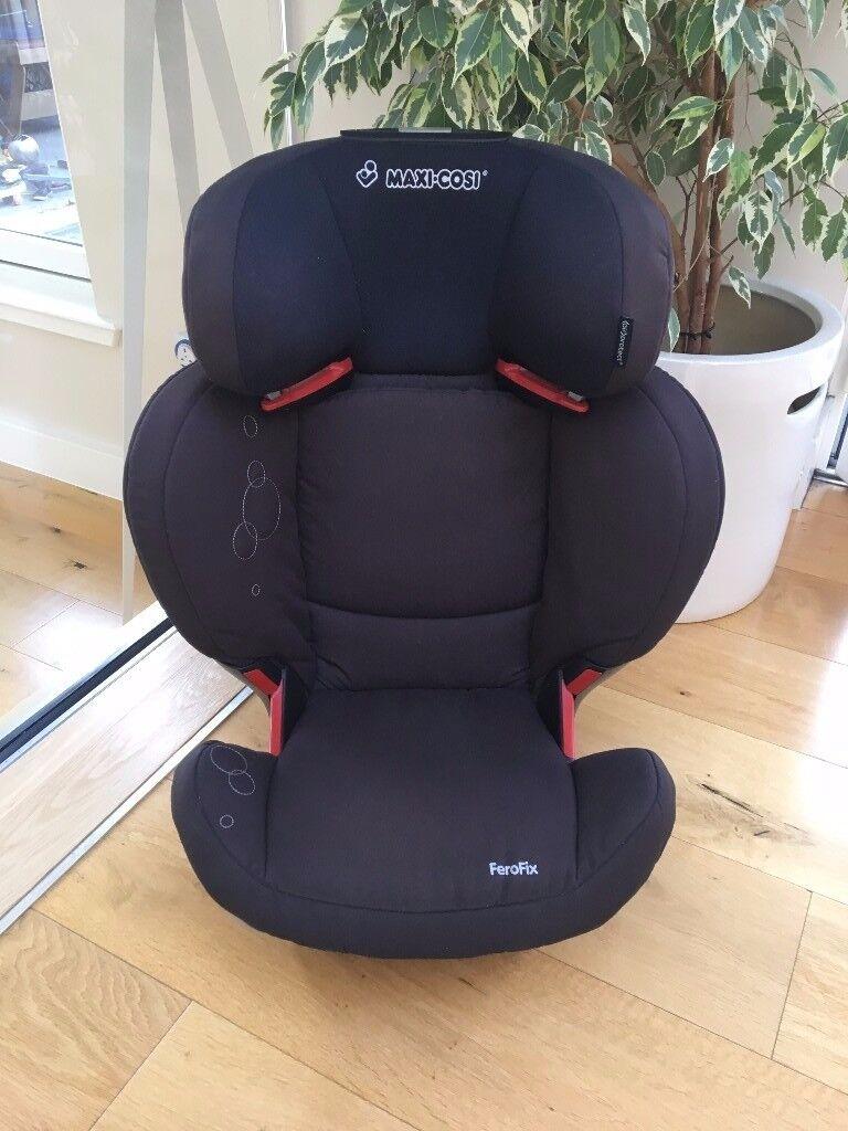 Maxi Cosi FeroFix ISOFIX forward facing Group 2/3 child car seat