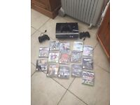 PlayStation 3 with 14 games