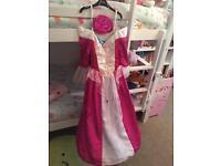 Reversible sleeping beauty dress