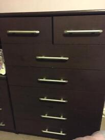 3 piece bedroom furniture and dressing table