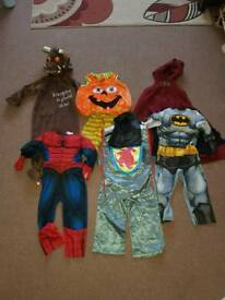 boys age 2-4 dressing up