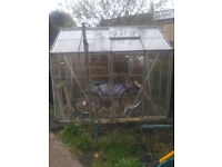 Greenhouse with delivery