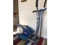 Amazing quality cross trainer, barely been used