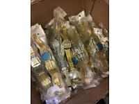 Gold digital watches a159 wholesale