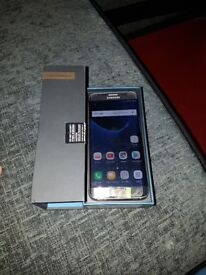 Brand new 32gb gold samsung galaxy s7 edge for sale
