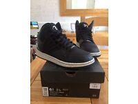 Nike Air Jordan Trainers Size 6 worn twice