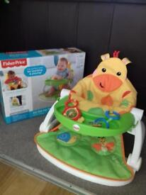 Fisher price baby sit up chair