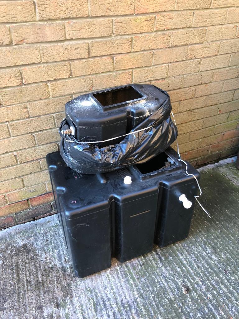 Plastic water tanks - central heating | in Bedlington ...