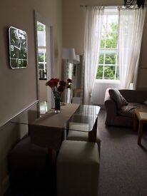 1 bed flat to rent central Bath - short term
