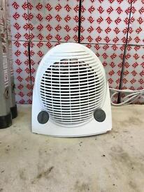 Fan heater, hot & cold