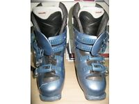 Ladies Salomon Ski Boots Size UK 5 1/2
