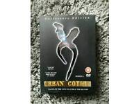 Urban Gothic series 1 collectors edition dvd set