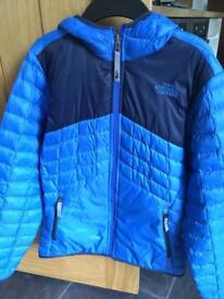 boys large north face