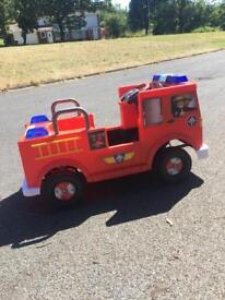 Fireman Sam engine