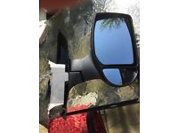 Ford Transit mk 6/7 o/a door mirror new